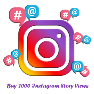Buy 2000 Instagram Story Views