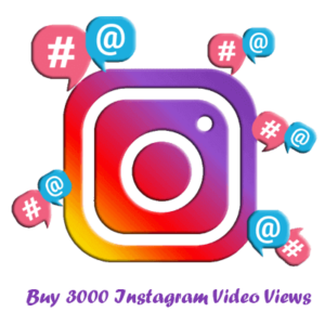 Buy 3000 Instagram Video Views